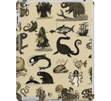 Sea Monsters Collection iPad Case/Skin
