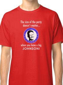 Gary Johnson for President 2016 | Big Johnson Classic T-Shirt