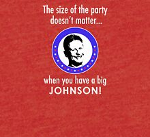 Gary Johnson for President 2016 | Big Johnson Tri-blend T-Shirt