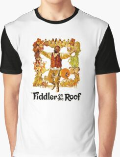 Fidder on the Roof Graphic T-Shirt