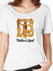 Fidder on the Roof Women's Relaxed Fit T-Shirt