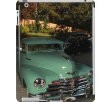Chevys 1940s iPad Case/Skin
