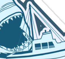 We're Gonna Need A Bigger Boat (JAWS) Sticker