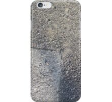 Gravel, Asphault, Concrete, Dirt 06 iPhone Case/Skin