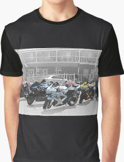 A Weekend Run Graphic T-Shirt