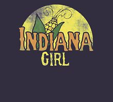 Indiana Girl Womens Fitted T-Shirt
