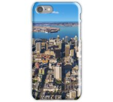 CIty view iPhone Case/Skin