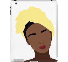 Clareese iPad Case/Skin