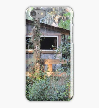 Alpine Groves Park - St. Johns County, FL iPhone Case/Skin