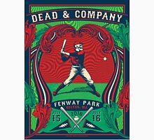 D & CO, Summer Tour 2016 Fenway Park Boston MA Unisex T-Shirt