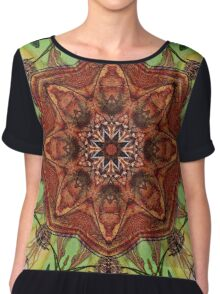 The Object of Our Adoration Chiffon Top