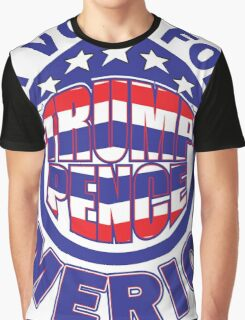 A VOTE FOR AMERICA Graphic T-Shirt