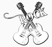 Guitar Rock Kids Clothes