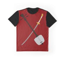 If You Must Blink, Do It Now. (Kubo and the Two Strings). Graphic T-Shirt