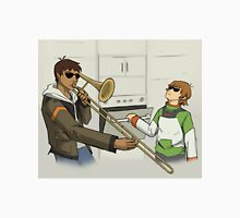 When Space Dad Isn't Home Unisex T-Shirt