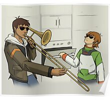 When Space Dad Isn't Home Poster