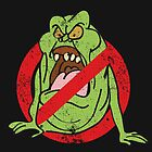 Slimer by grafoxdesigns