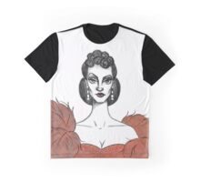Vivien Leigh / Scarlett O'Hara Graphic T-Shirt