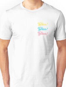 YIKES! (pastels) Unisex T-Shirt