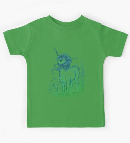 The Dark Unicorn Kids Tee