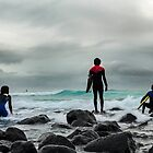 Waiting - Burleigh Heads Qld Australia by Beth  Wode