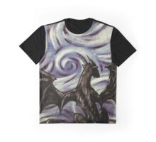 Dark Dragon Graphic T-Shirt