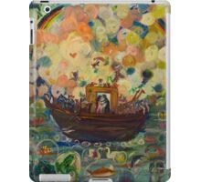 Noah's Ark Fine Art Design iPad Case/Skin