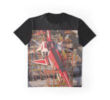 Spaceship!! Graphic T-Shirt