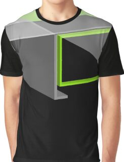 Rectangle Living Graphic T-Shirt