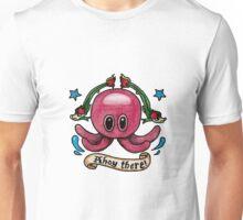Ahoy There // Emoji Tattoo Series Unisex T-Shirt