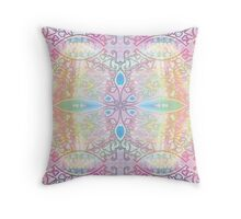 Light Pattern 30 Throw Pillow