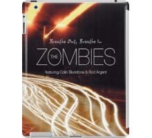 THE ZOMBIES TOUR 2016 iPad Case/Skin