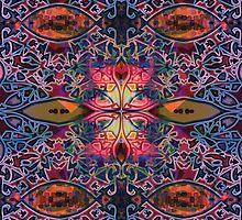 Light Pattern 35 by Niyanna Hitchens