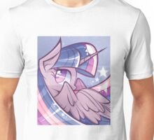 """Cosmic Princess"" - Twilight Sparkle Unisex T-Shirt"