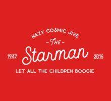 The Starman One Piece - Short Sleeve