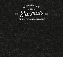 The Starman Tri-blend T-Shirt