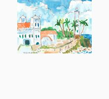Lighthouse and Mosque, Galle Fort Unisex T-Shirt