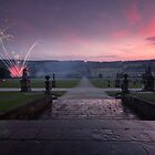 Chatsworth Fireworks by James Grant
