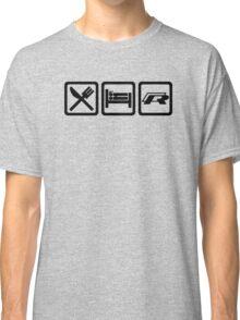 Eat / Sleep / R Classic T-Shirt