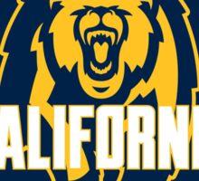 California Golden Bears Sticker