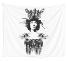 Terra - Earth Goddess Wall Tapestry