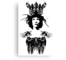 Terra - Earth Goddess Canvas Print