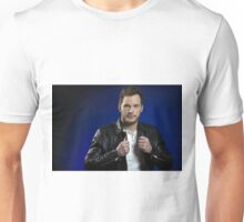 Chris Pratt Blue Hot Unisex T-Shirt