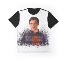 Eli Hudson MTV Scream Graphic T-Shirt