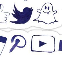 Social Sticker