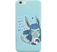Glaceon Love iPhone Case/Skin
