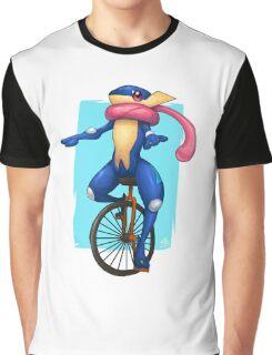Here Comes Dat Greninja Graphic T-Shirt