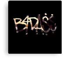 joey badass b4da$$ Canvas Print