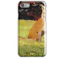 """Red fox"" iPhone Case/Skin"
