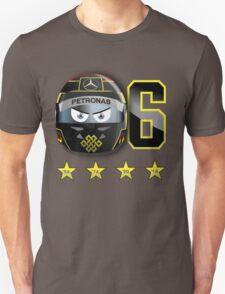 Nico ROSBERG_2014_Helmet_Hockenheim T-Shirt